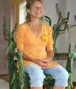 tovad stol med Anne Solveig