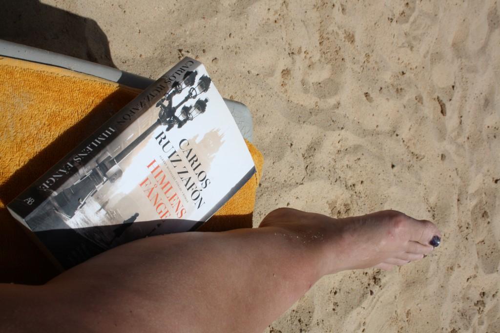 Strandbok med fot