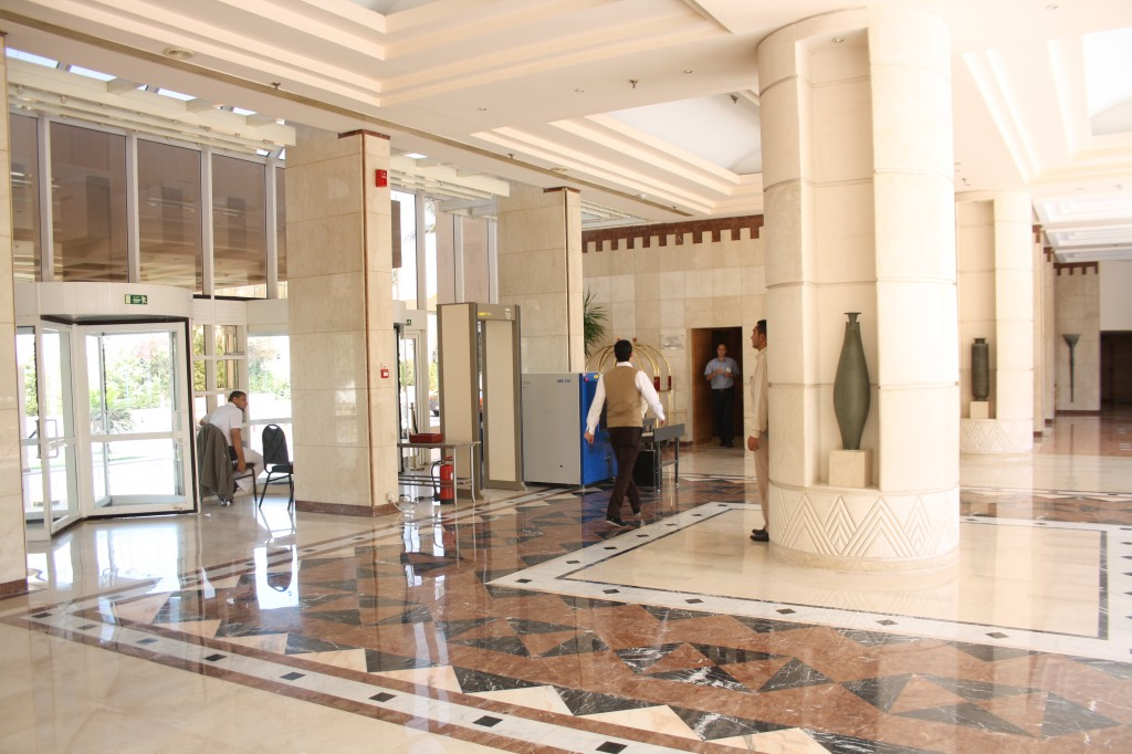 Hotel Interiör entre