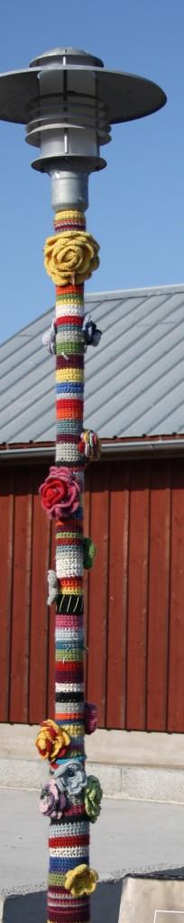 Byxelkrok 2010 Virkad stolpe