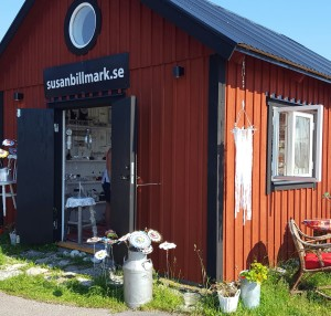 Sommarbutik i Byxelkrok