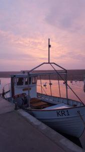 Hamnen i Byxelkrok