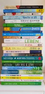 Böcker skrivna av mig och Mats